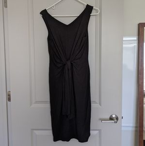 NWOT CJLA Black Holly Dress Size M